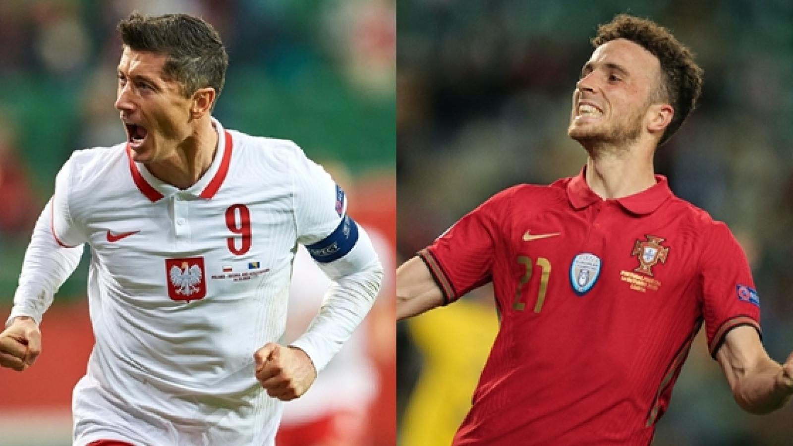 """Đội hình tiêu biểu Nations League tuần này: Vinh danh """"người đóng thế"""" Ronaldo"""