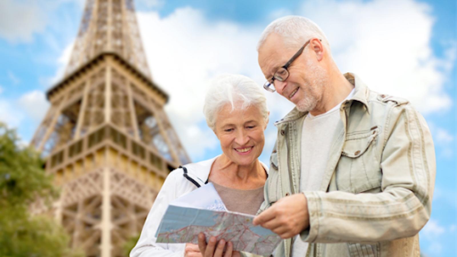 Những lưu ý du lịch cho người cao tuổi