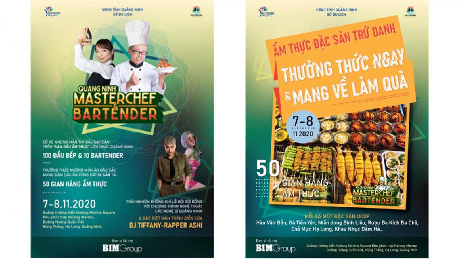 Công bố cuộc thi ẩm thực quy mô lớn nhất tại Quảng Ninh