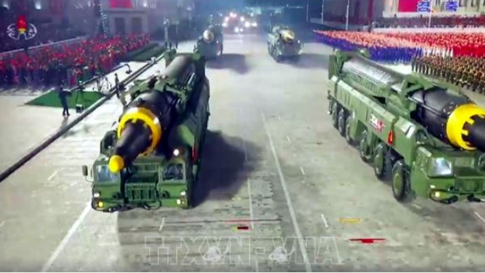 Nhật Bản giám sát chặt chẽ tên lửa của Triều Tiên