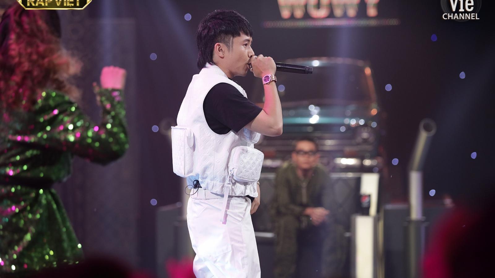 """Đại chiến của những """"khủng long """" Rap Việt: Yuno BigBoi """"đụng độ"""" Lăng LD, Ricky Star"""