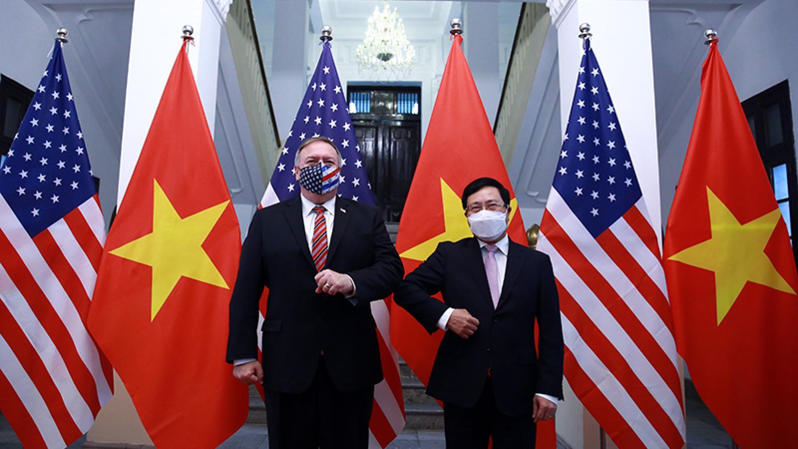 Hoa Kỳ đánh giá cao Việt Nam có các biện pháp hướng tới quan hệ thương mại hài hòa