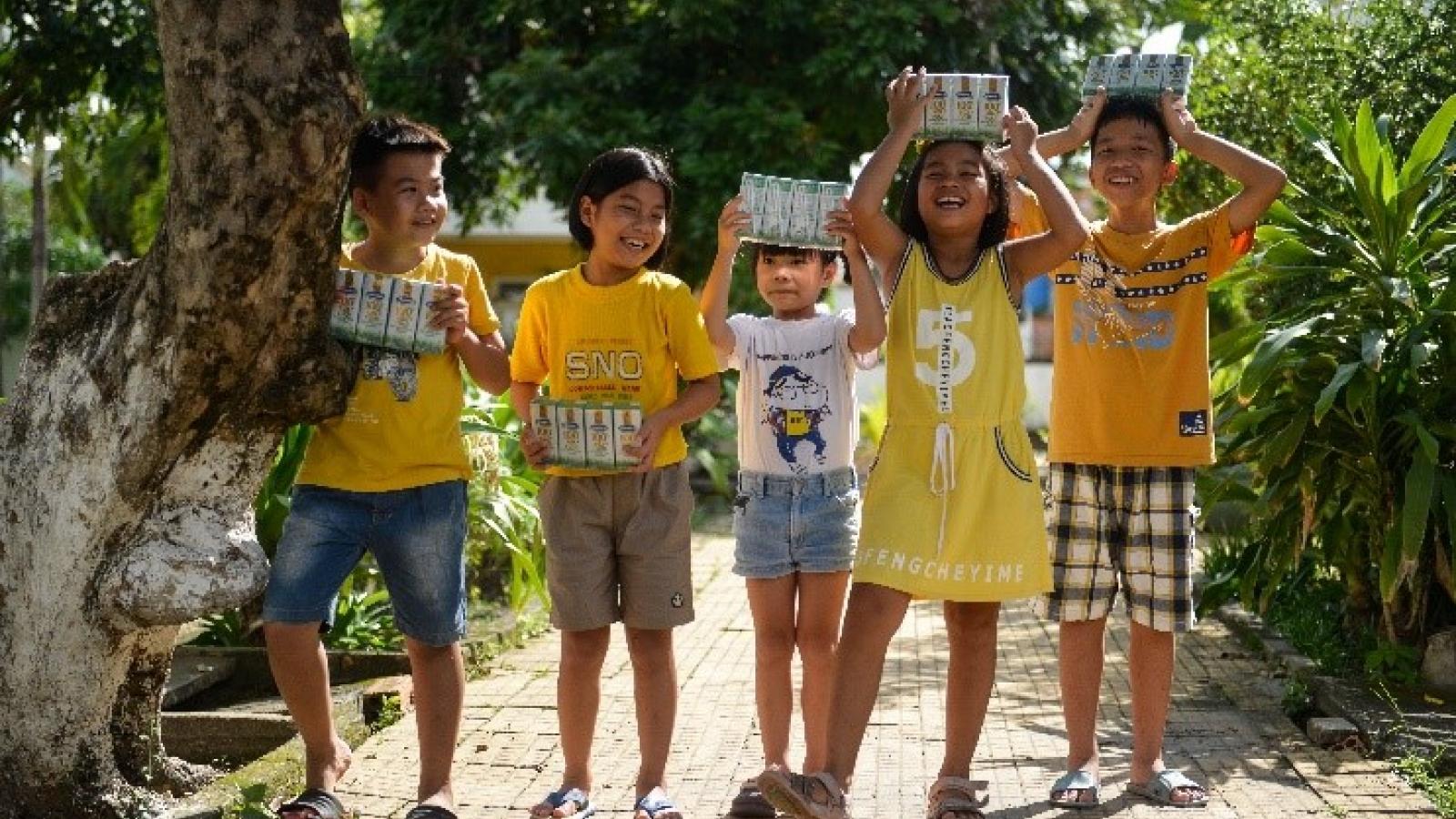 Vinamilk dẫn đầu bảng xếp hạng Top 10 thương hiệu mạnh nhất Việt Nam