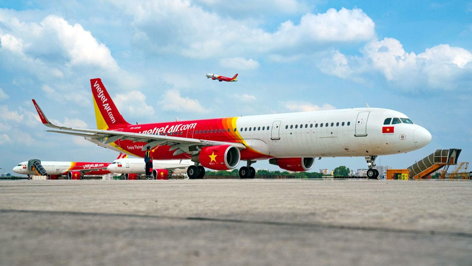 Vietjet khôi phục toàn mạng bay nội địa thúc đẩy du lịch cuối năm