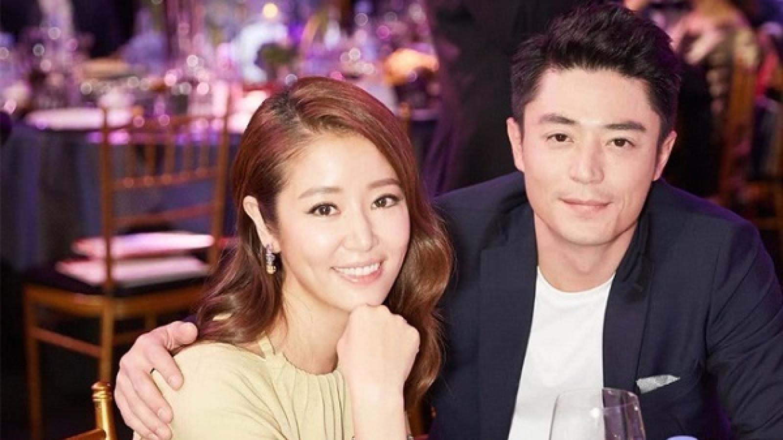 Cặp đôi Lâm Tâm Như, Hoắc Kiến Hoa đã ly hôn?