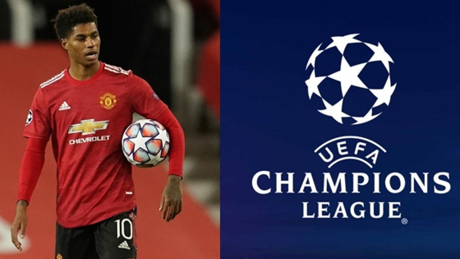 "Vòng đấu hoàn hảo của 4 ""đại gia"" Premier League ở Champions League"