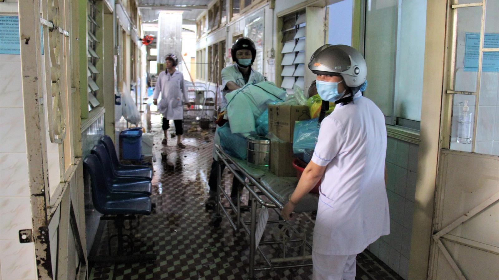 Quảng Nam: Bão số 9 làm 1 người chết và 2 người mất tích