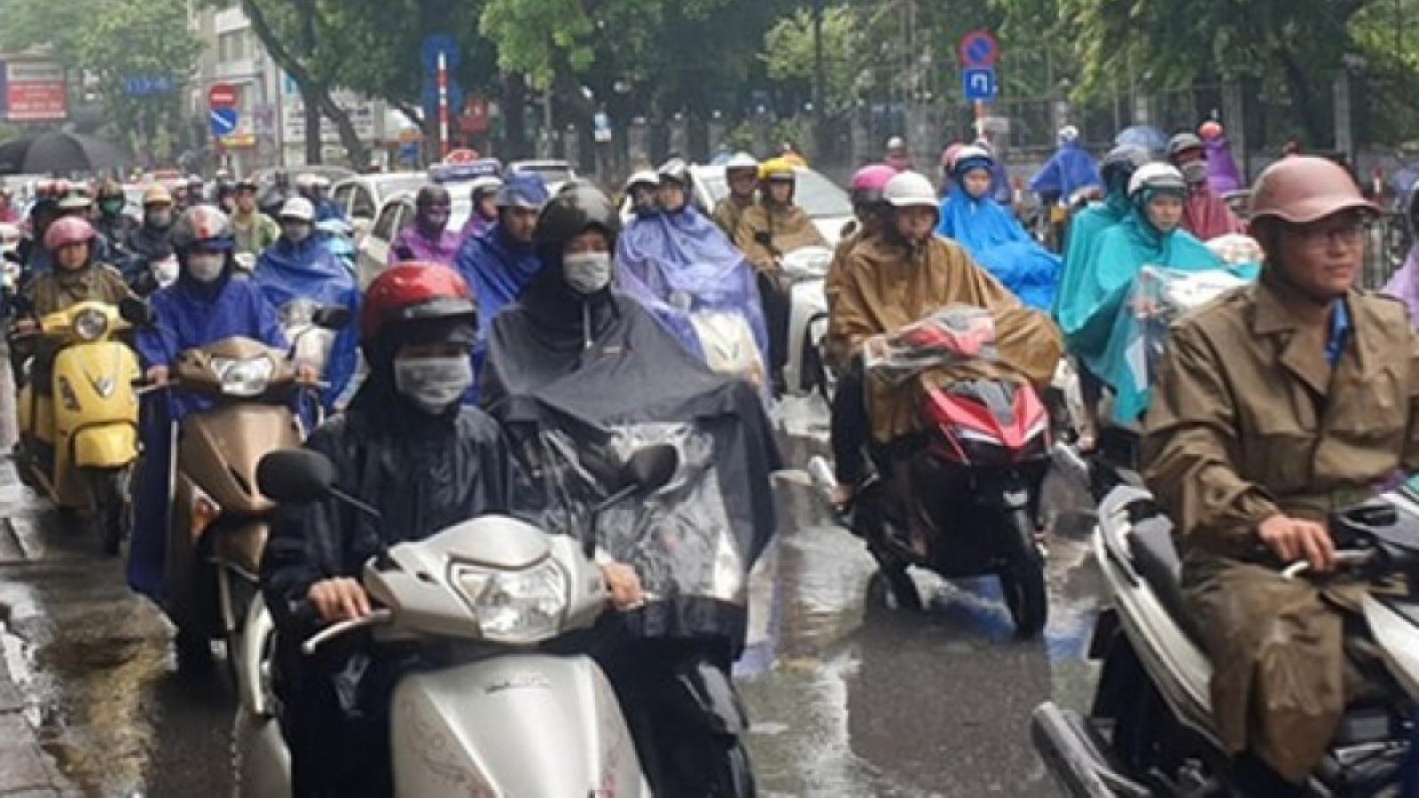Thời tiết hôm nay: Mưa tập trung ở Thanh Hóa-Thừa Thiên Huế