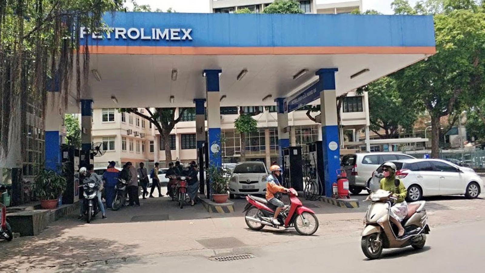 Tăng giá xăng và một số mặt hàng dầu từ 15h chiều nay