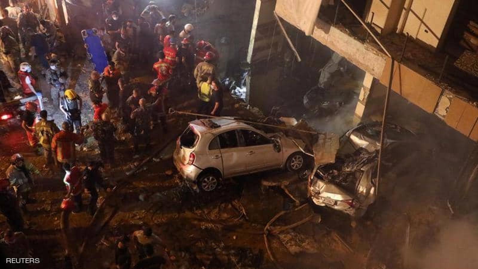 Hơn 20 người thương vong trong vụ nổ đêm qua ở Beirut (Lebanon)