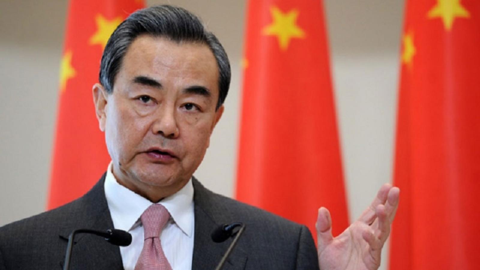Ngoại trưởng Trung Quốc hội đàm với người đồng cấp Philippines, Iran