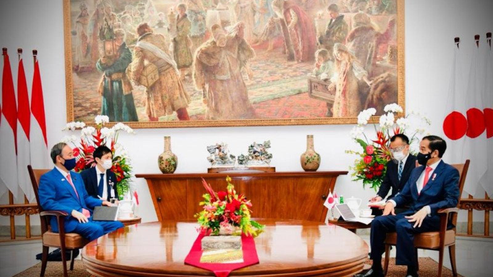 Thủ tướng Nhật Bản và Tổng thống Indonesia đạt được 4 thỏa thuận quan trọng