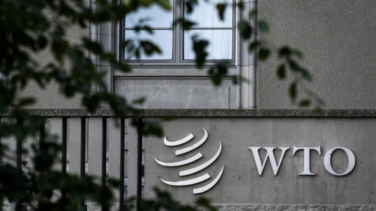 Mỹ kháng nghị phán quyết của WTO về các biện pháp thuế quan đối với Trung Quốc
