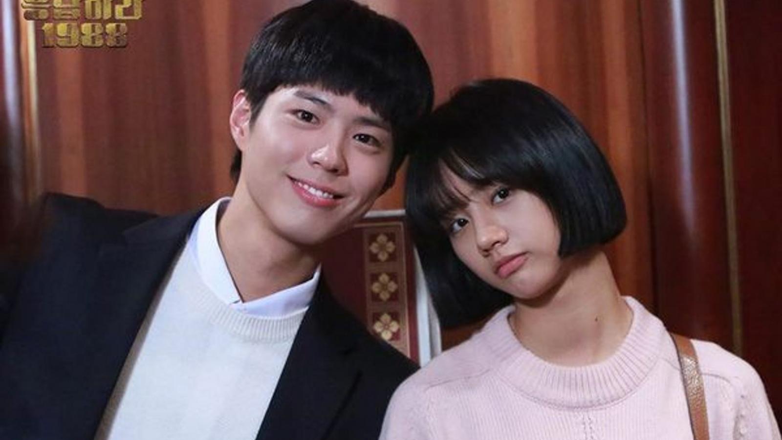 """Park Bo Gum tái hợp """"Deok Sun"""" Hyeri trong """"Ký sự thanh xuân"""""""