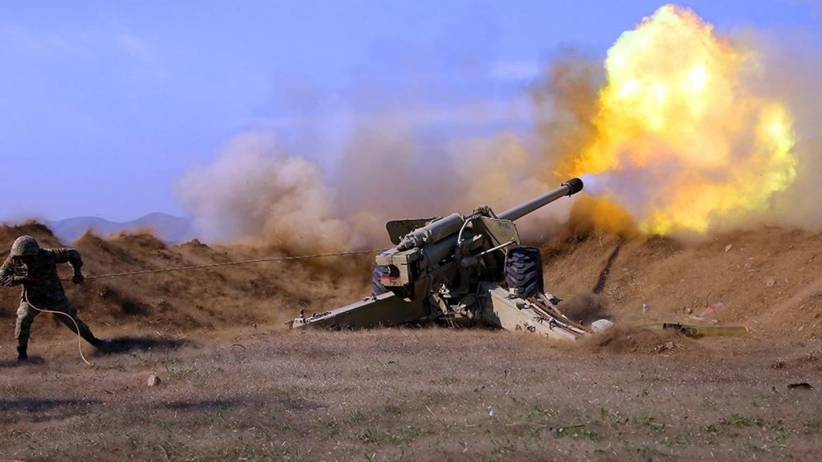 Chiến sự giữa Azerbaijan và Armenia leo thang, nhiều dân thường thiệt mạng
