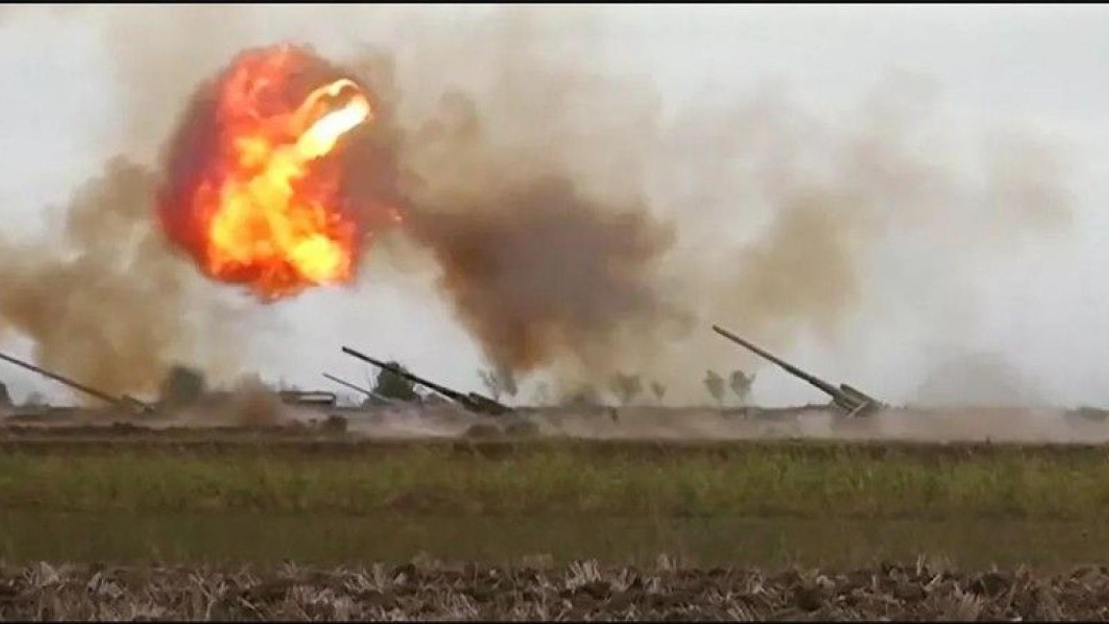 Armenia cáo buộc lực lượng Azerbaijan nã pháo các cơ sở dân sự ở Nagorno-Karabakh