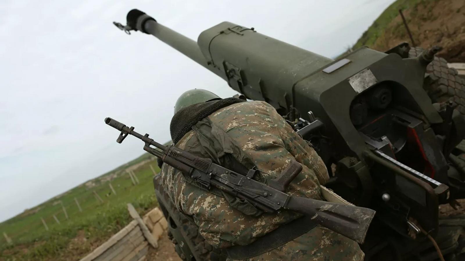 Lệnh ngừng bắn nhân đạo lần thứ 3 có giúp dập tắt ngọn lửa xung đột ở Nagorno-Karabakh?