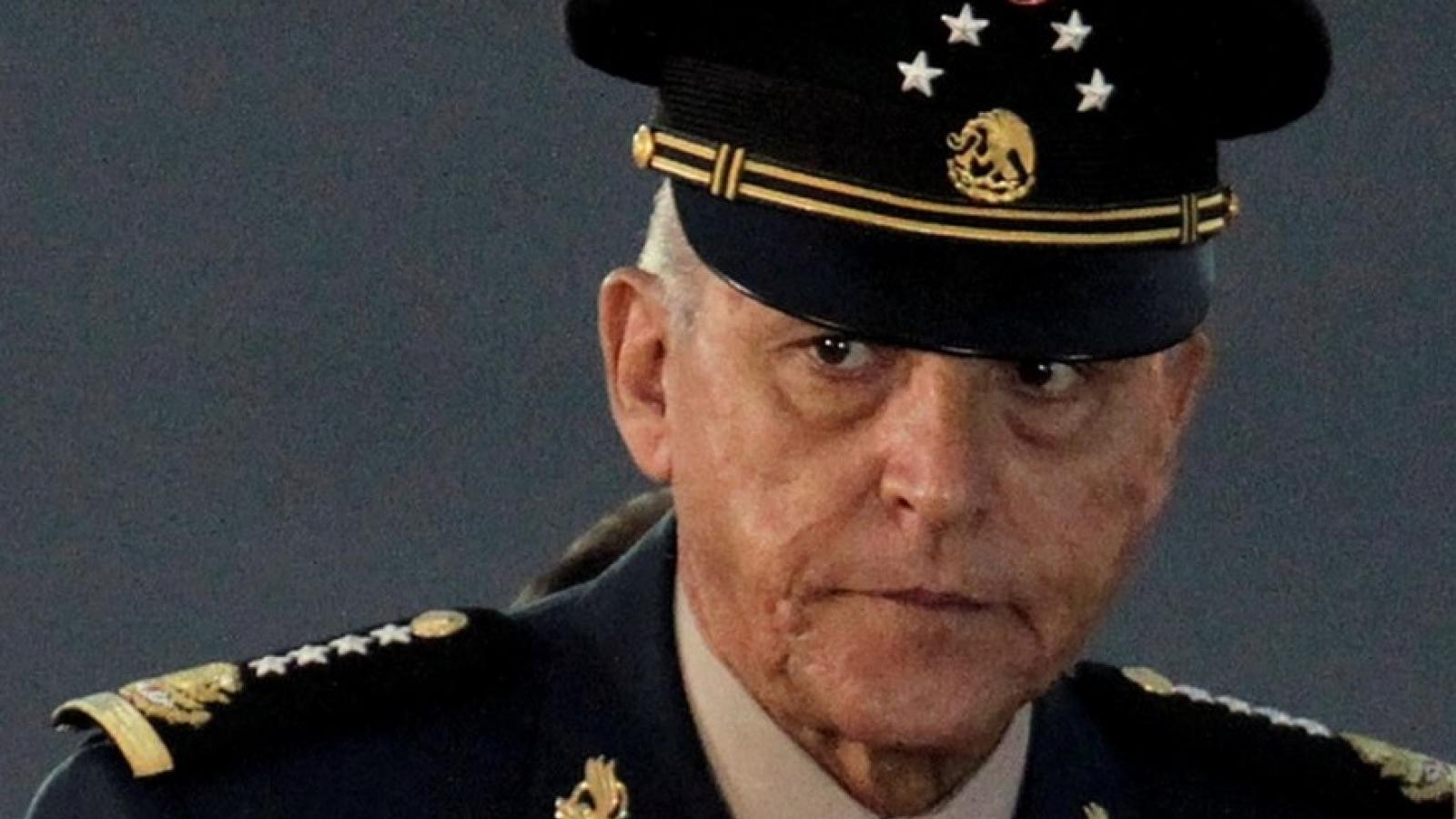 Mỹ bắt cựu Bộ trưởng Quốc phòng Mexico