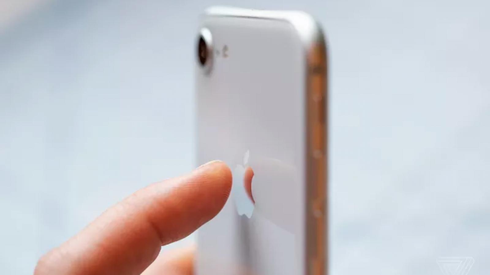 iPhone có thêm 'nút bấm' khi lên iOS 14
