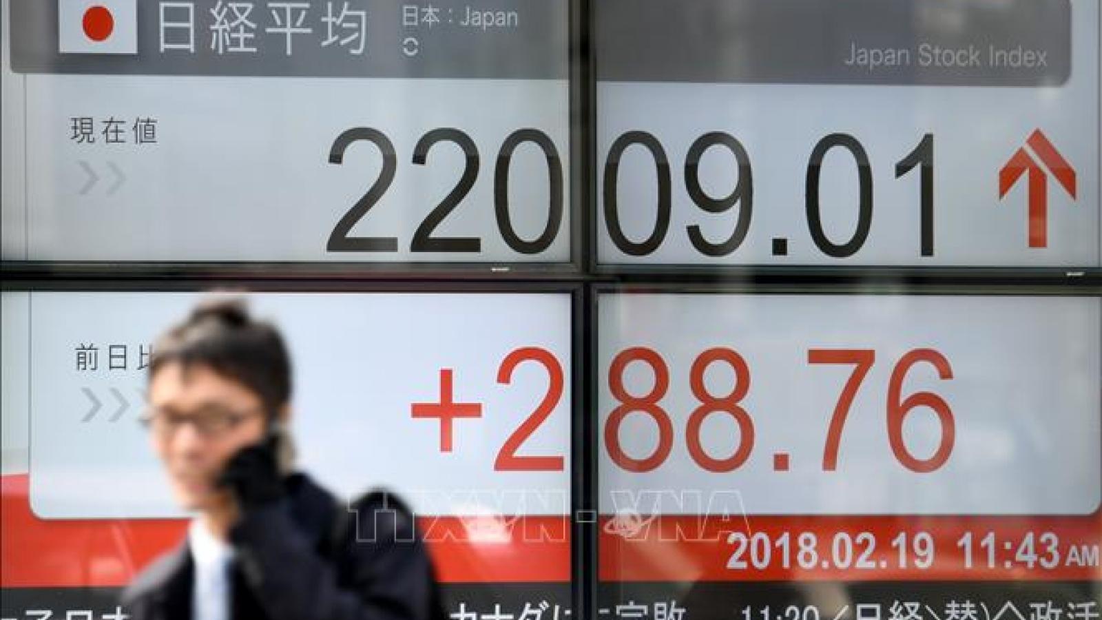 Hậu bầu cử Mỹ: Chứng khoán Nhật Bản tăng điểm