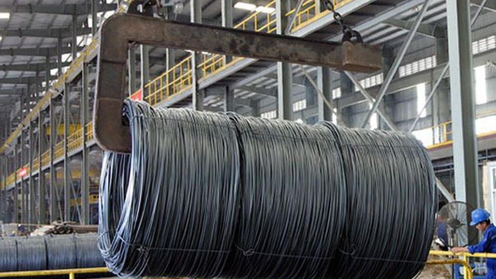 Kiểm soát, chống gian lận trong nhập khẩu sắt, thép
