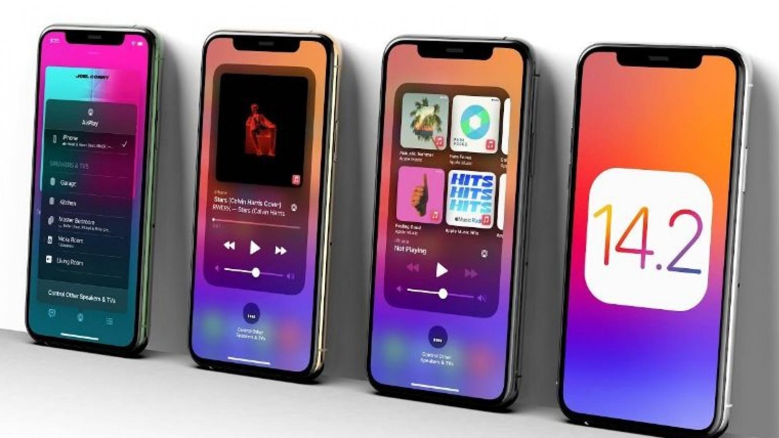iOS 14.2 đã ra mắt, mang đến hơn 100 biểu tượng cảm xúc mới