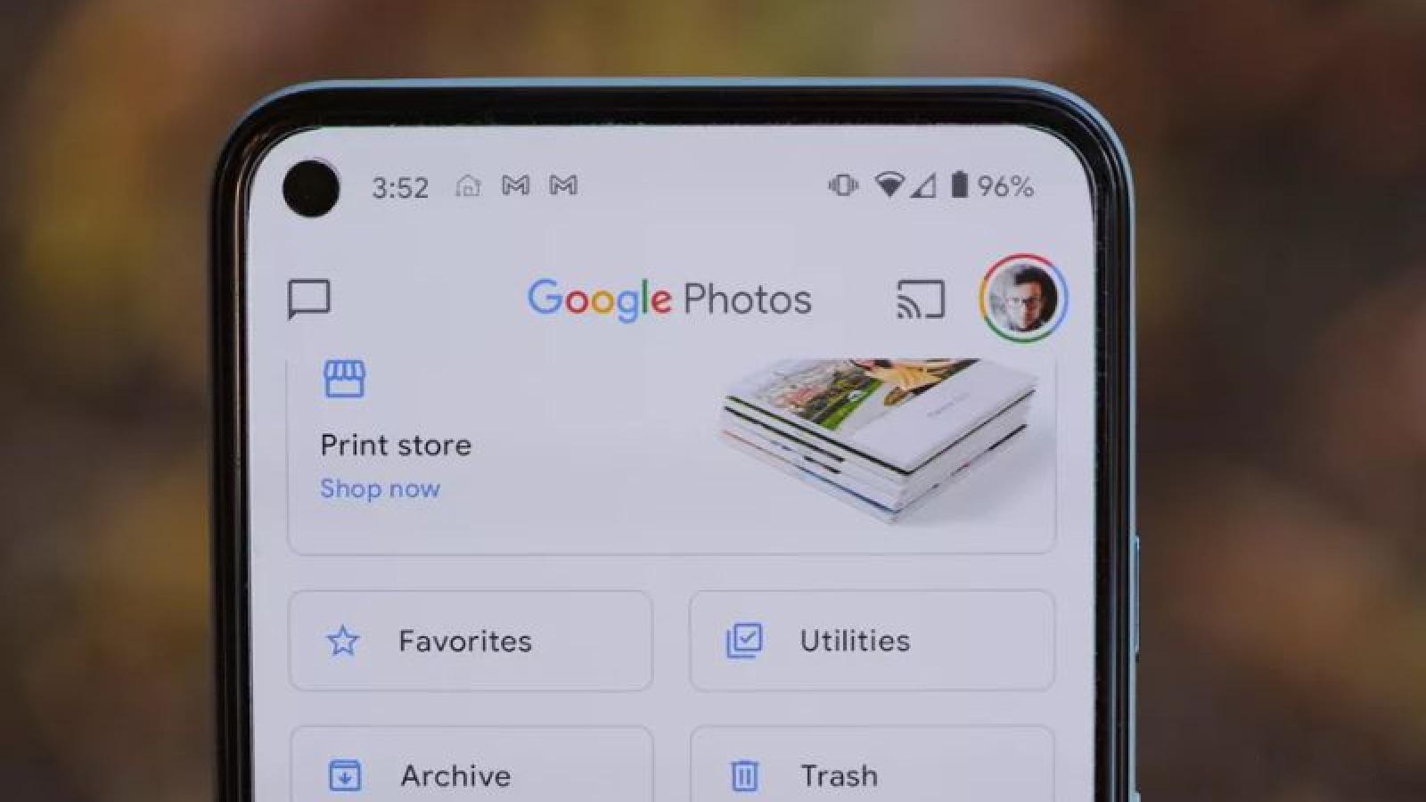 Google sắp kết thúc sao lưu miễn phí không giới hạn trên Google Photos