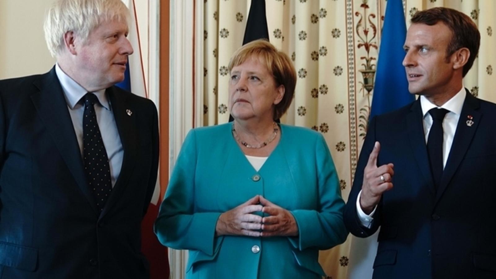 Đức-Pháp-Anh họp bàn về thỏa thuận hạt nhân Iran