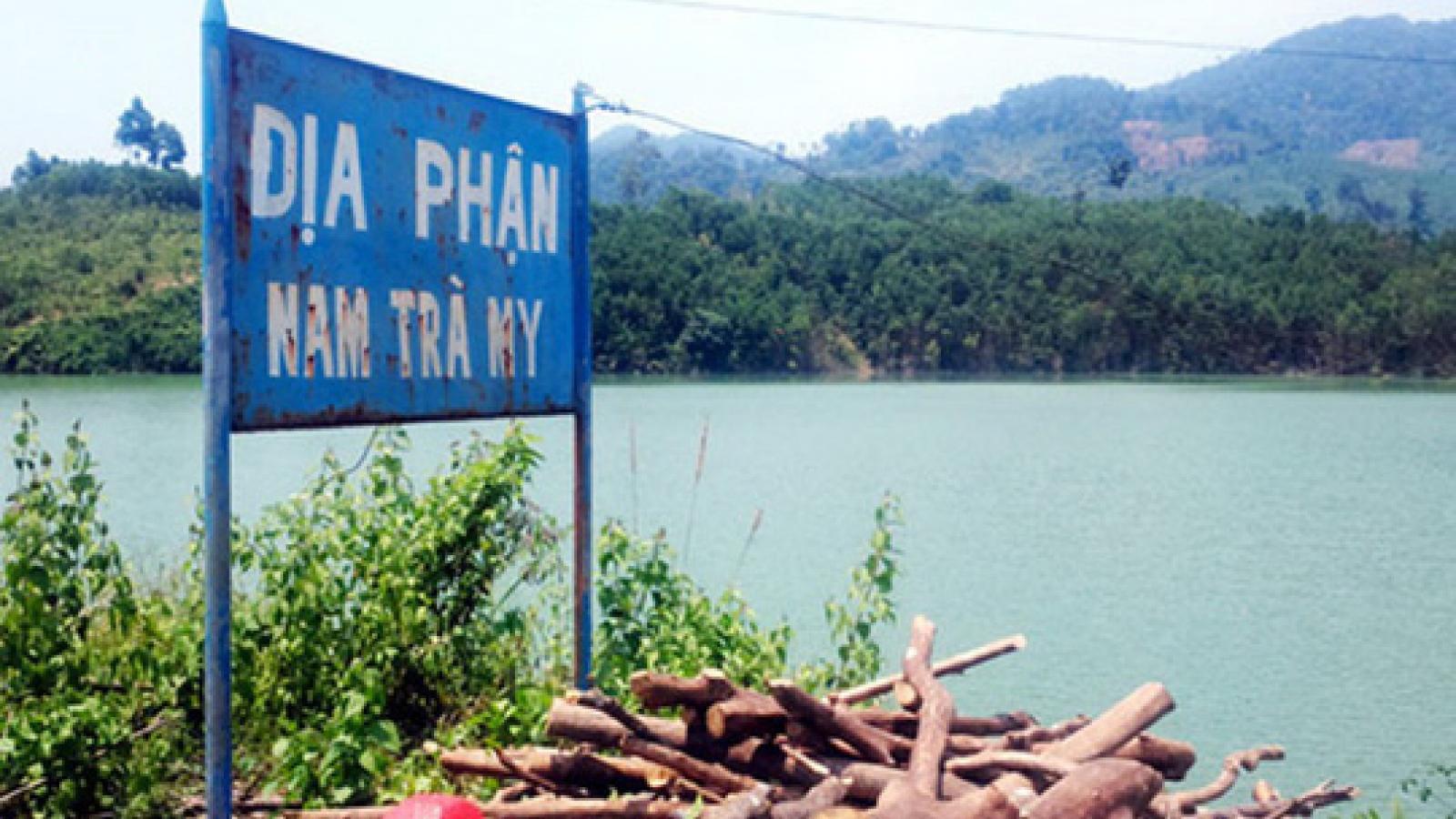 Quảng Nam thu hồi quyết định cho thuê đất xây thủy điện tại Nam Trà My