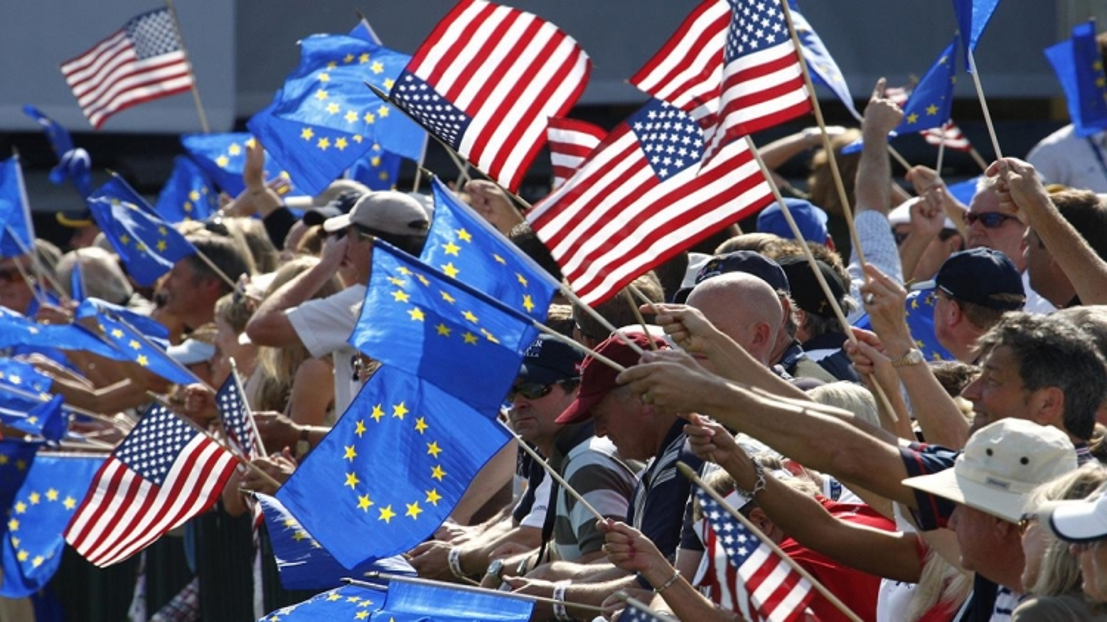 EU đề xuất liên minh mới với Mỹ để đối phó Trung Quốc