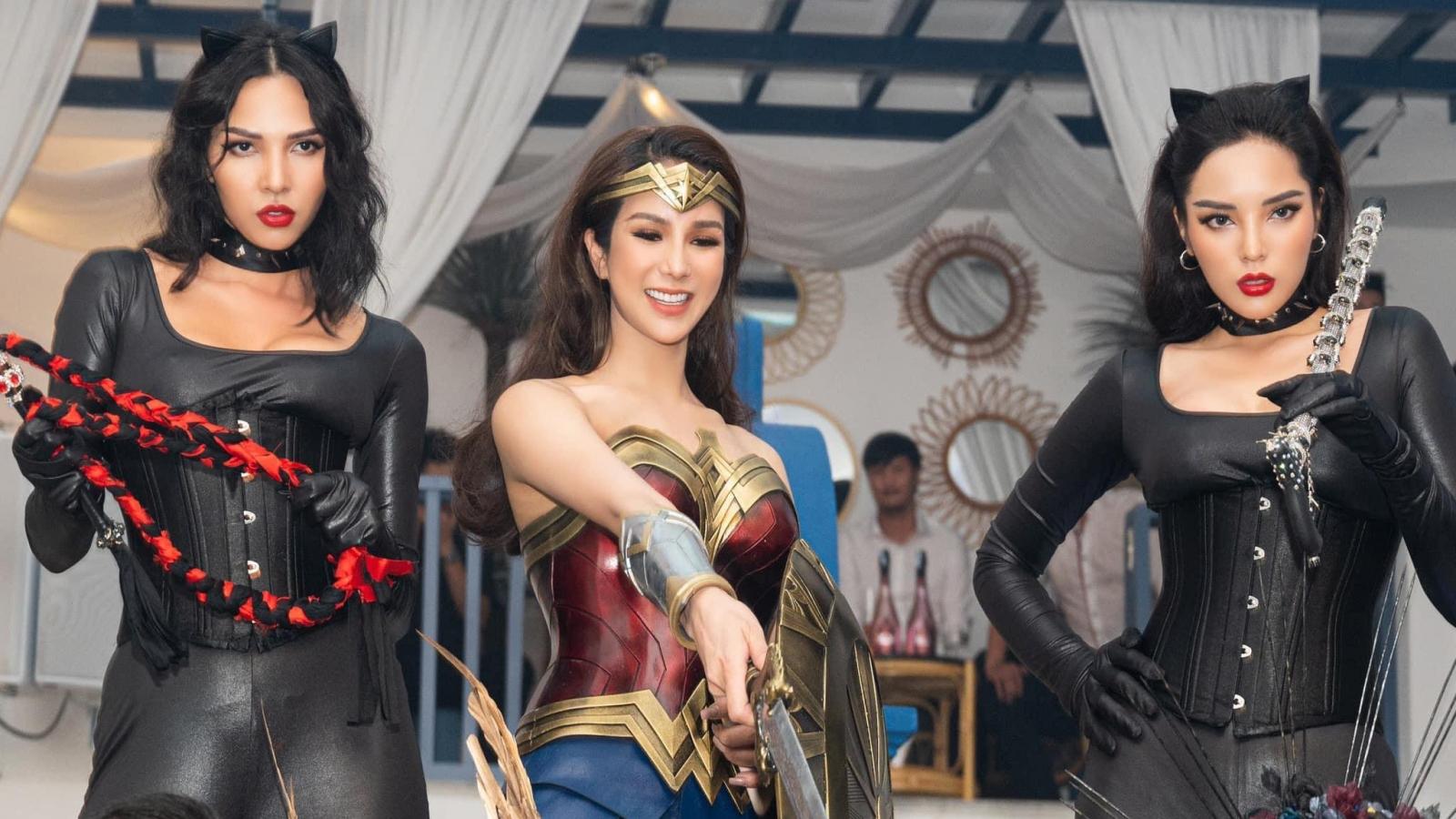 Dàn sao Việt hóa trang ấn tượng trong mùa Halloween 2020