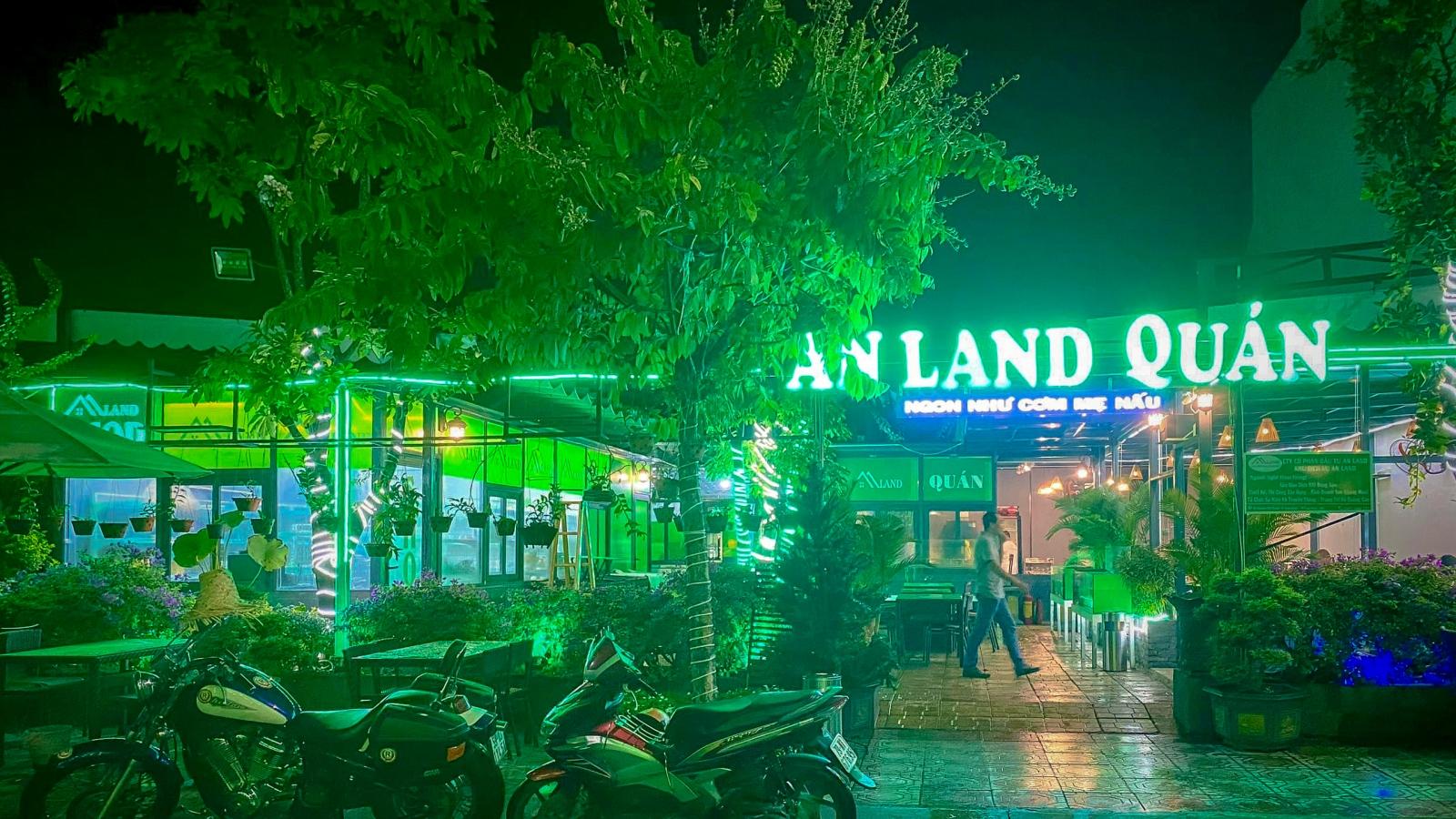 Hương vị Việt ở An Land Quán