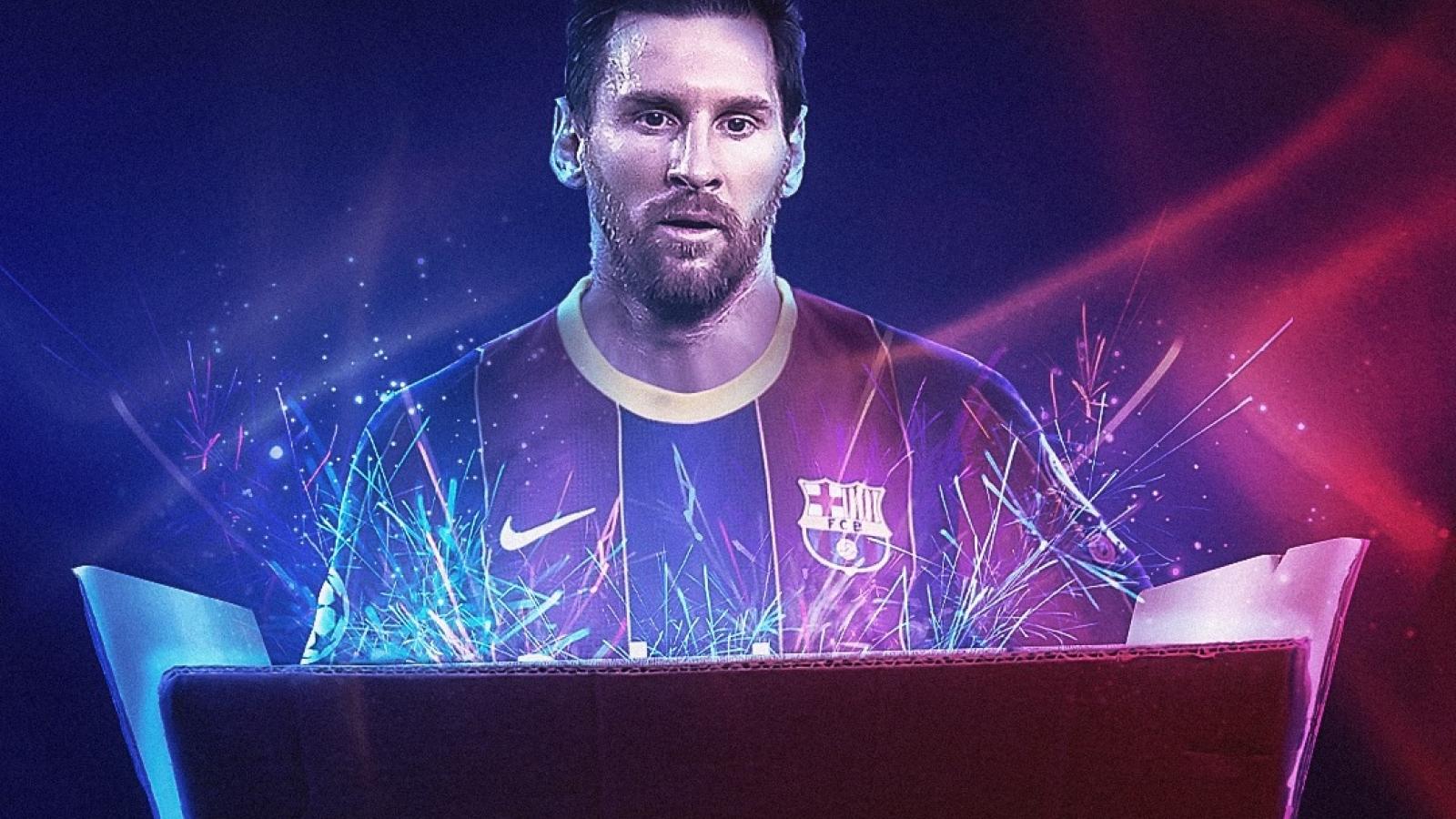 Biếm họa 24h: Tìm lại đôi chân ma thuật, Messi dập tắt mọi chỉ trích