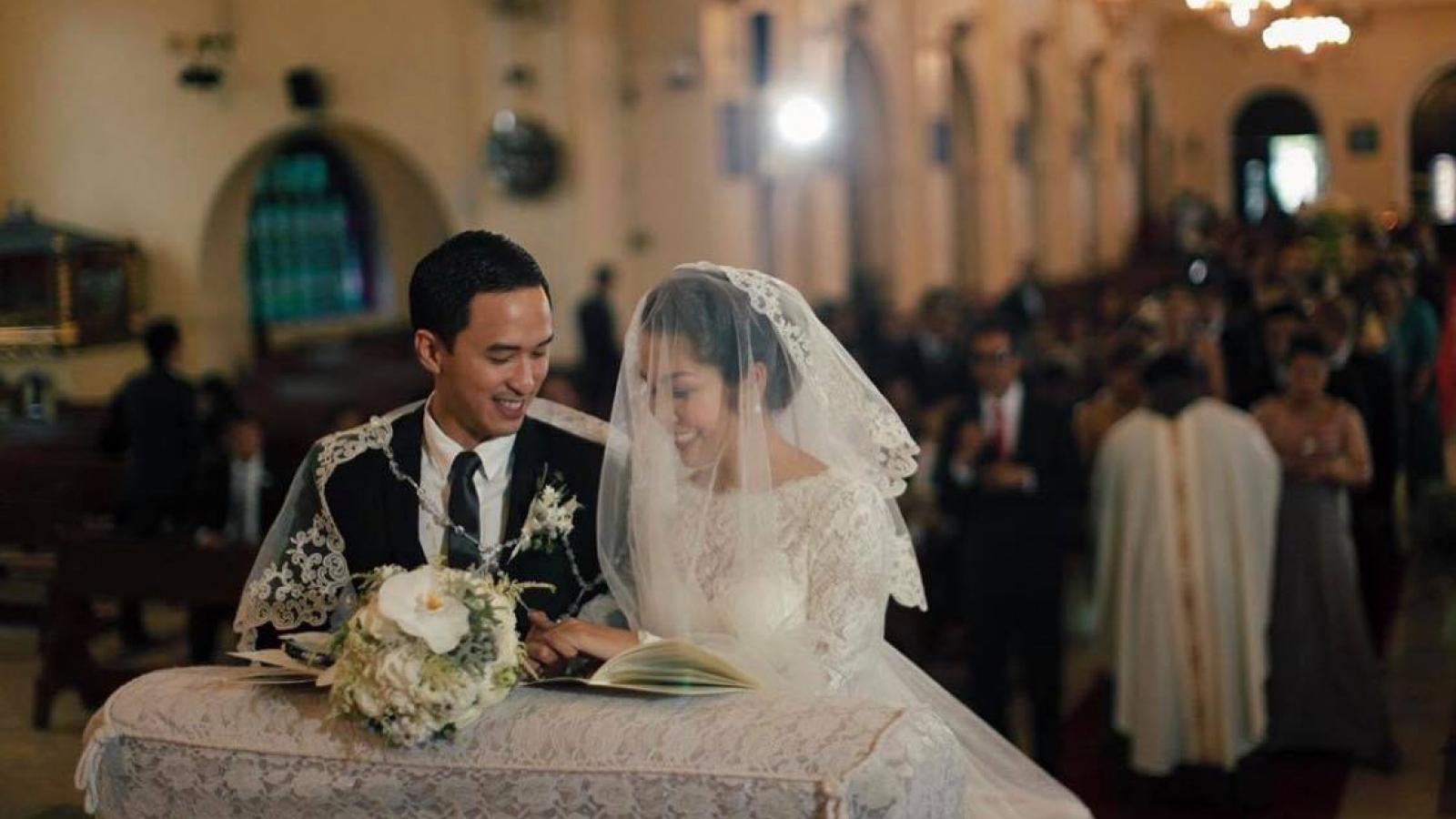 Tăng Thanh Hà đăng ảnh kỷ niệm 8 năm ngày cưới Louis Nguyễn
