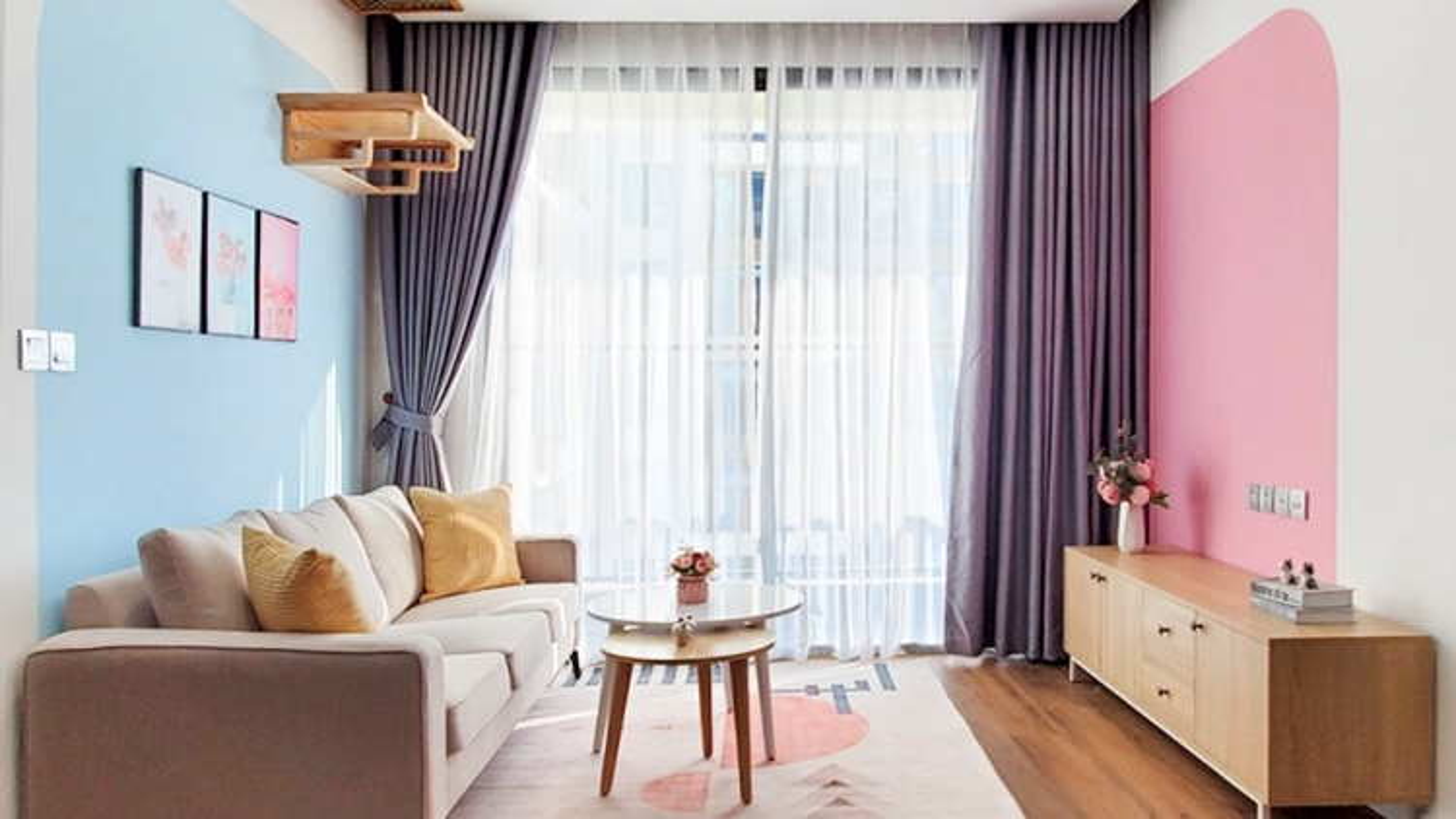 Ngắm căn hộ xinh xắn, hợp túi tiền của cặp vợ chồng trẻ ở Bắc Ninh