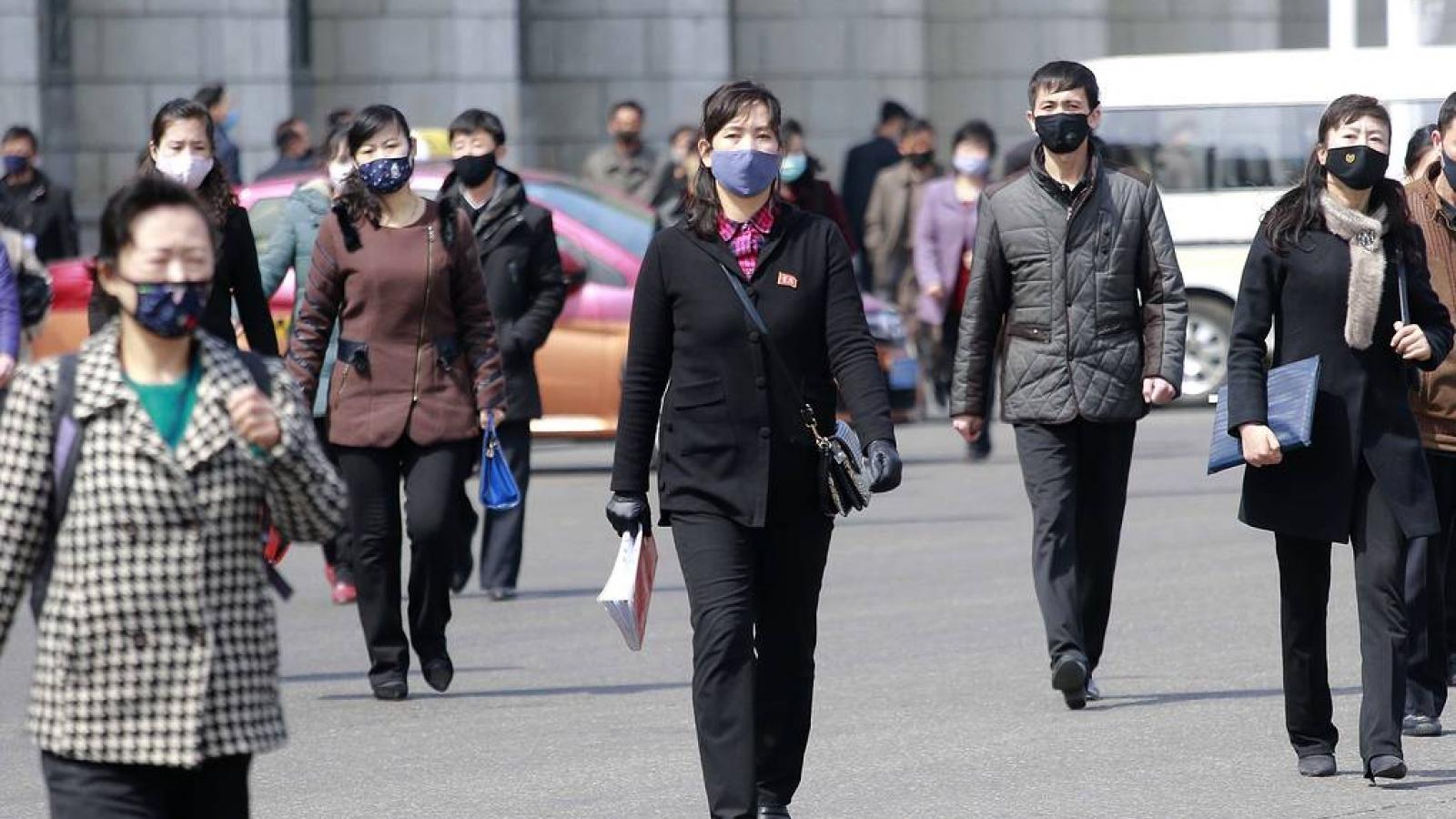 Triều Tiên tiếp tục từ chối viện trợ nước ngoài