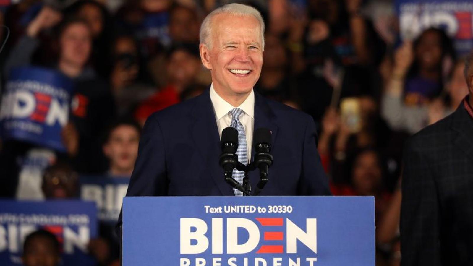 Hé lộ những ứng viên tiềm năng trong chính quyền của ông Joe Biden