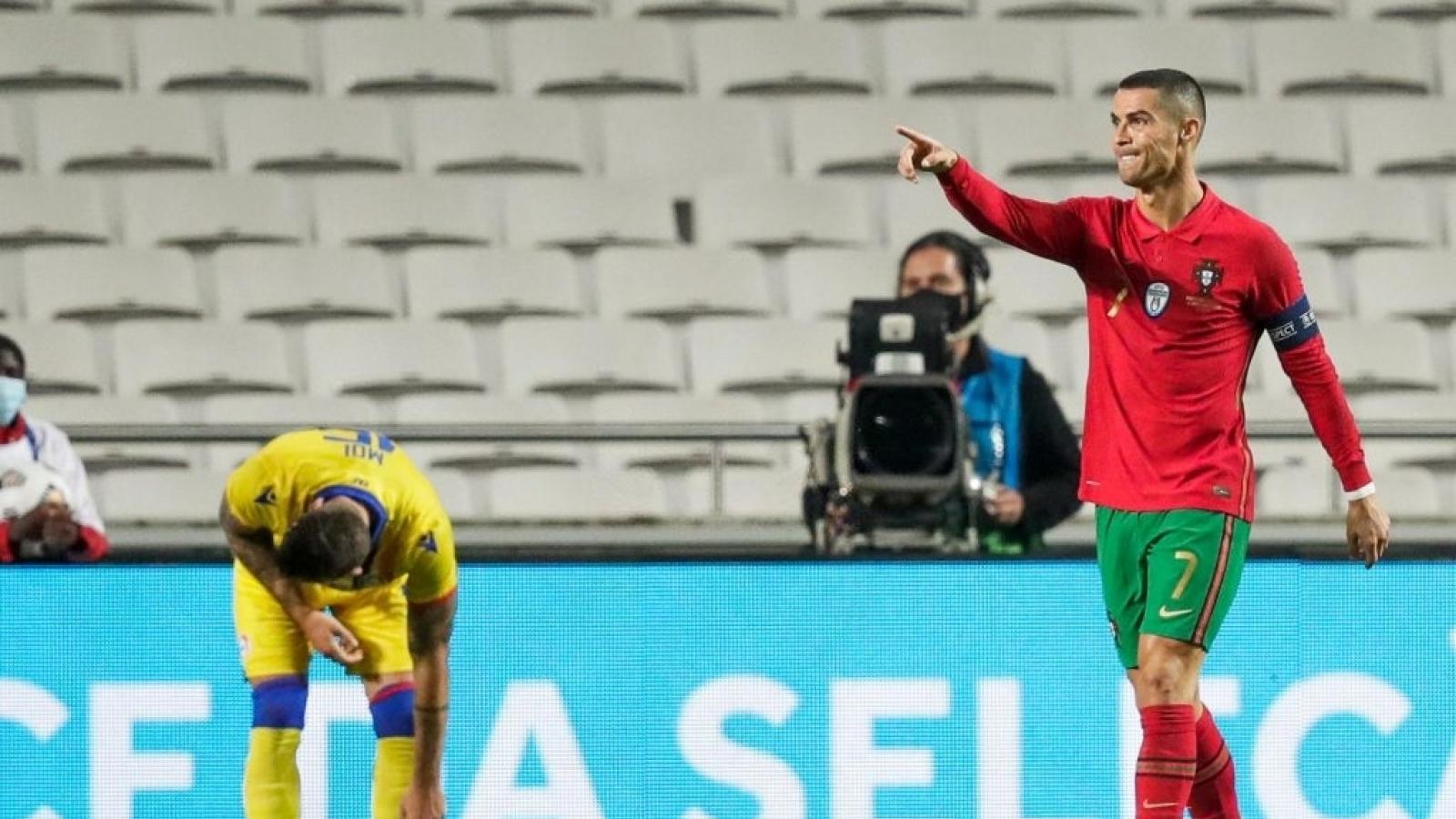 """Đội hình """"siêu tấn công"""" có thể giúp Bồ Đào Nha đánh bại Pháp"""