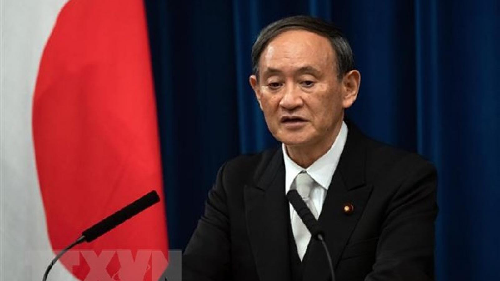 """Thủ tướng Nhật Bản và Australia bày tỏ """"quan ngại nghiêm trọng"""" về Biển Đông"""