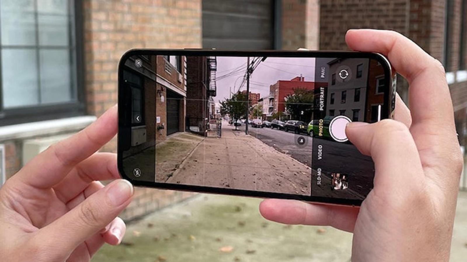 Mua iPhone 12 Pro và 12 Pro Max phải thử ngay khả năng này cho đẳng cấp