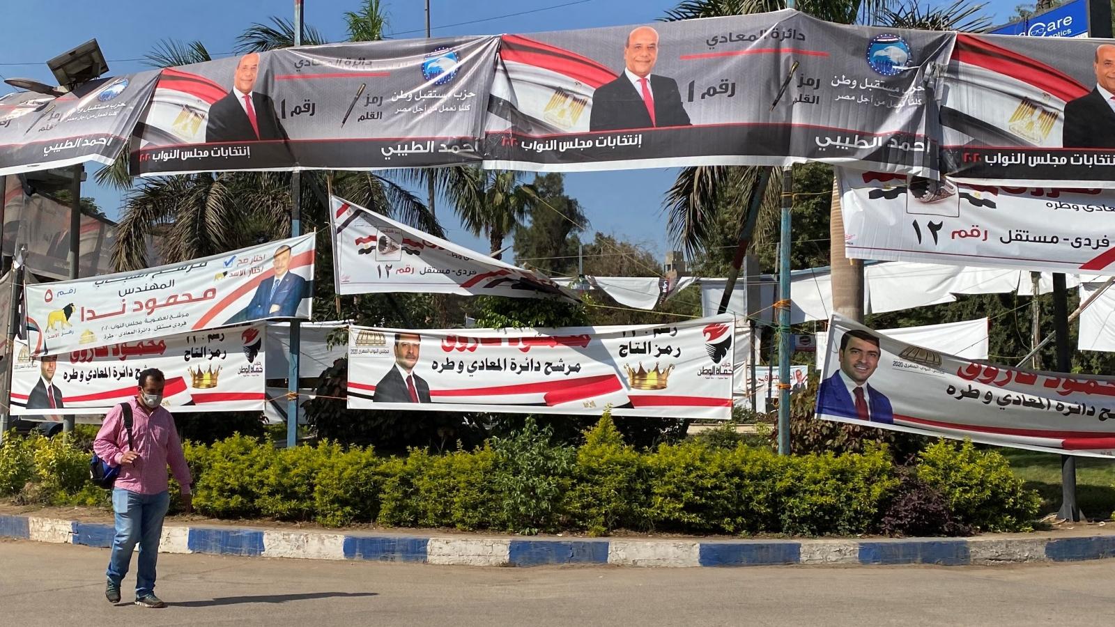 Ai Cập: Cử tri đi bầu cử Hạ viện giai đoạn 2