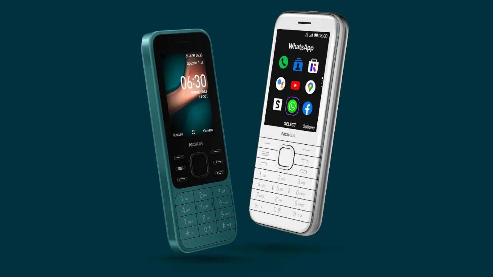Bộ đôi điện thoại Nokia 4G phổ thông được chờ đợi, giá từ 58 USD