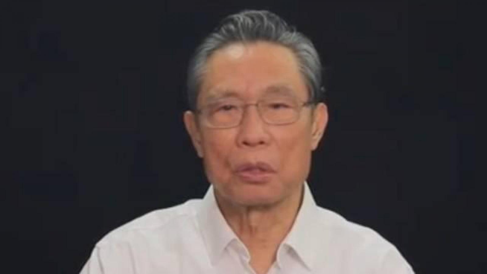 Chuyên gia nổi tiếng Trung Quốc khẳng định nguy cơ tái nhiễm Covid-19