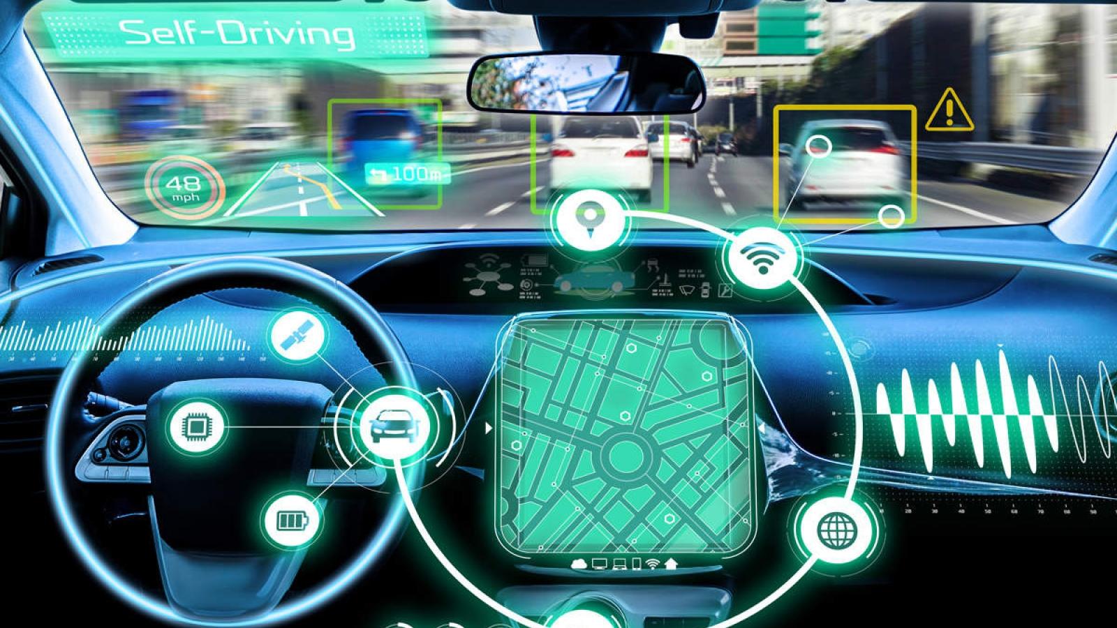 Apple muốn đưa công nghệ này vào hệ thống ô tô tự lái