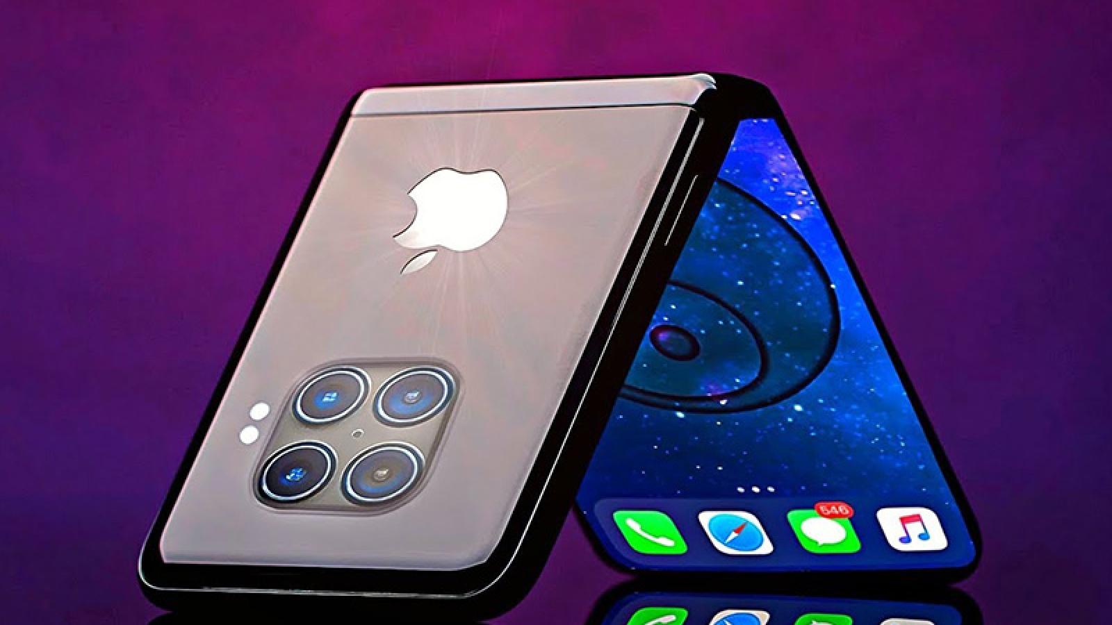 Sắp có iPhone kiểu dáng độc nhất từ trước đến nay