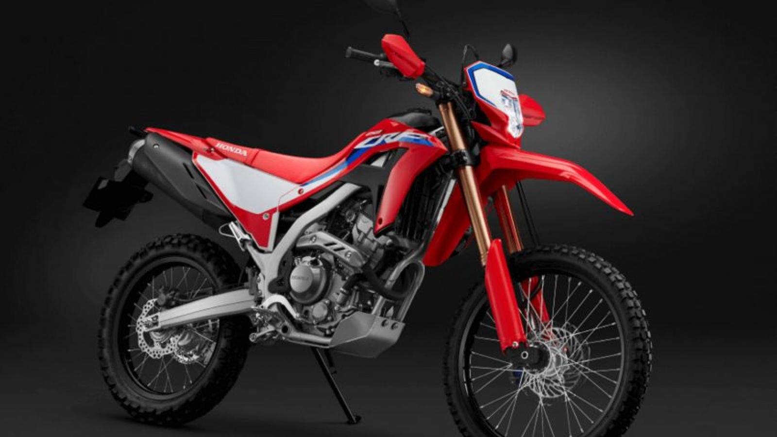 Bộ đôi Honda CRF250L và CRF250L Rally 2021 chính thức ra mắt