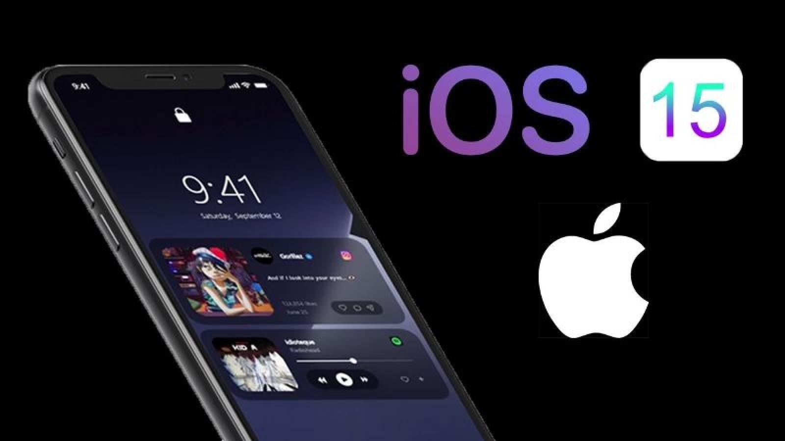 iOS 15 tương thích với những mẫu iPhone nào?