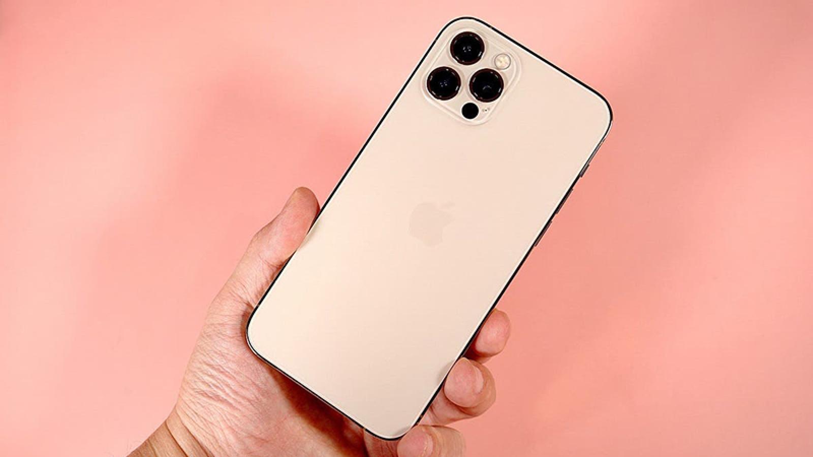 Linh kiện iPhone 12 Pro chỉ đắt hơn 33 USD so với iPhone 12