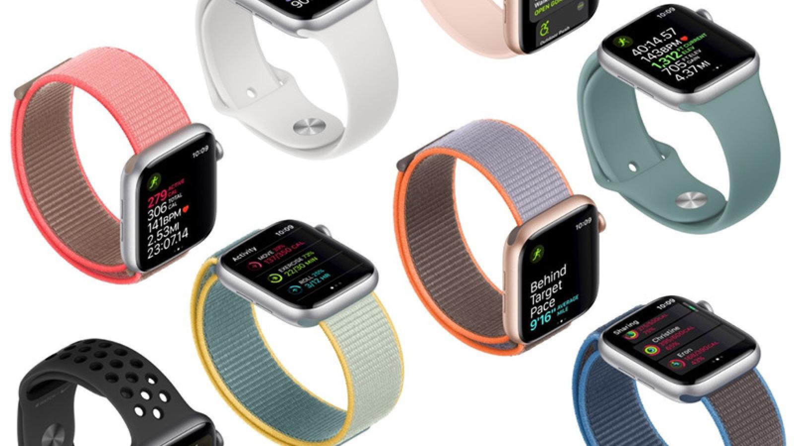 Bản sao Apple Watch trắng trợn mới nhất có giá chỉ 1 triệu đồng