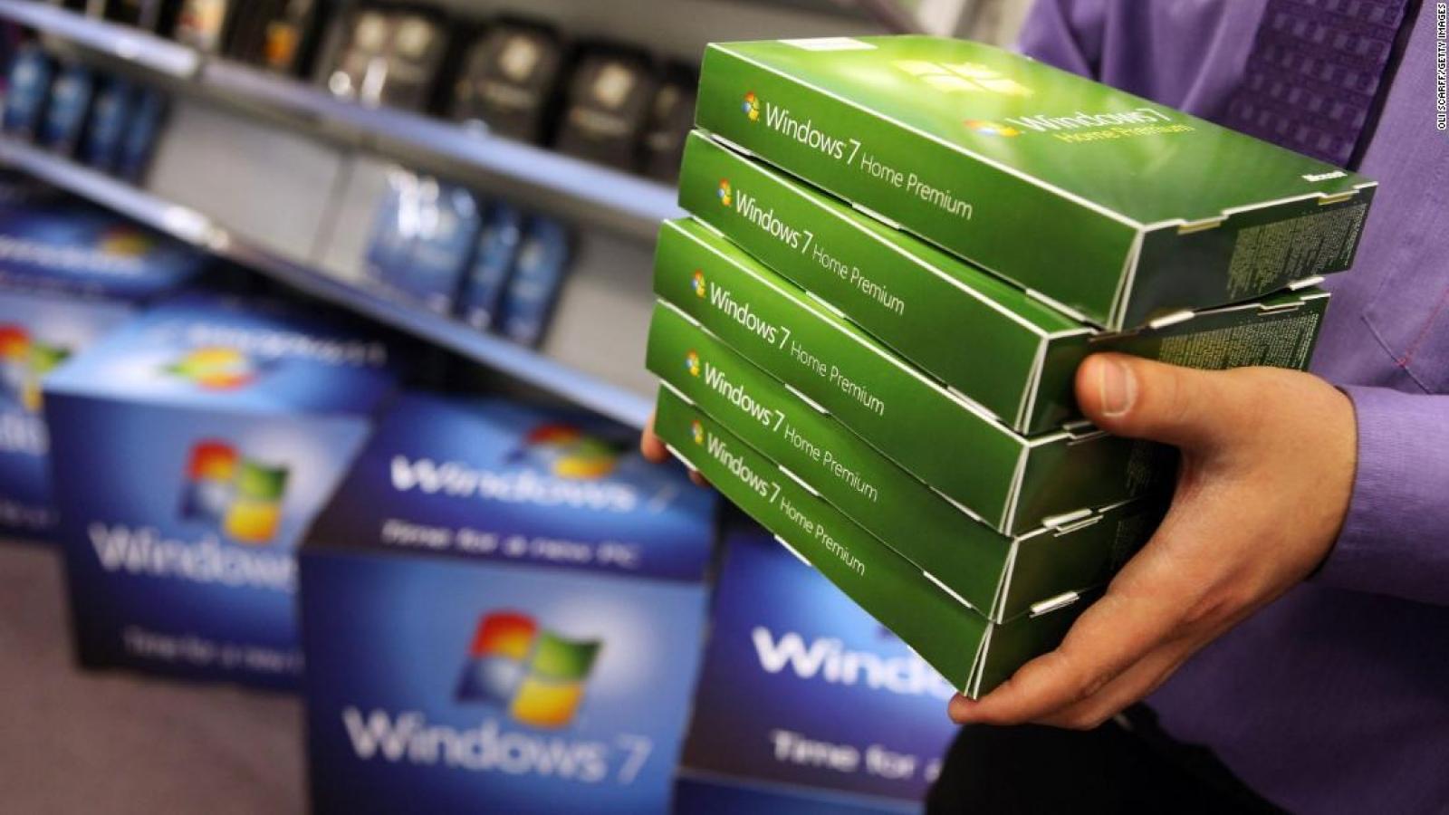 Phát hiện lỗ hổng bảo mật trên Windows 7, ảnh hưởng hàng triệu người dùng